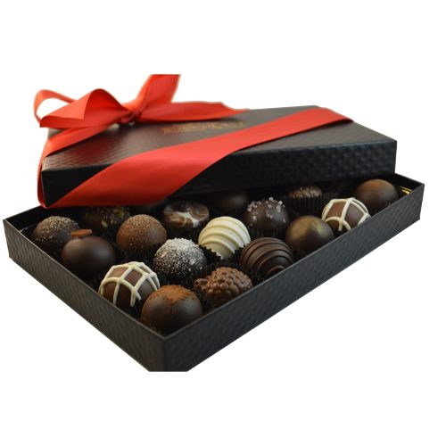 24pc. Truffle Gift Box