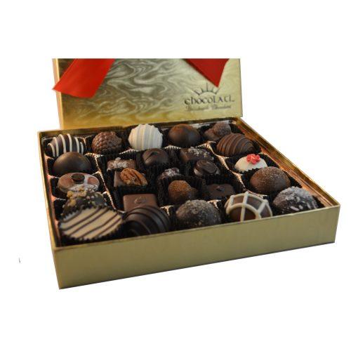 25pc. Assorted Chocolates Gift Box