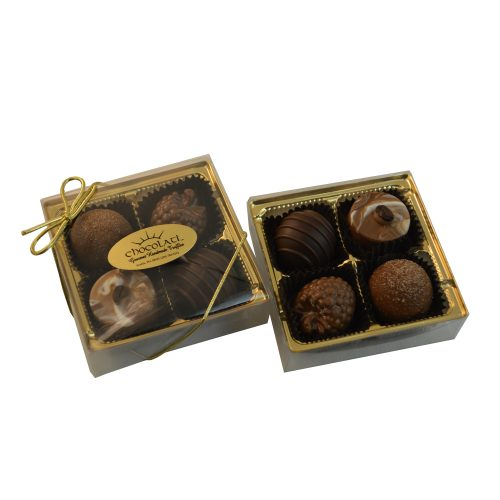 4pc. Truffle Gift Box