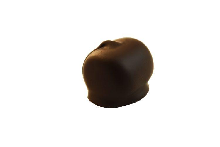 Dark Dipped Marzipan