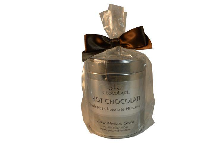 Hot Chocolati Gift Tin 14oz – Aztec