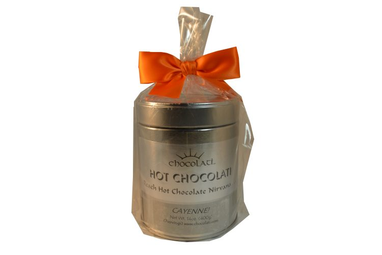 Hot Chocolati Gift Tin 14oz – Cayenne