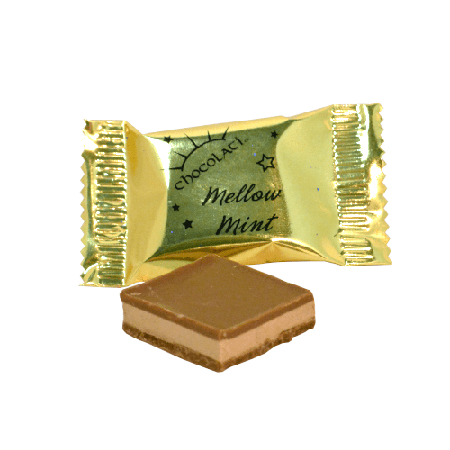Mellow Mint Truffle Slim – Bulk