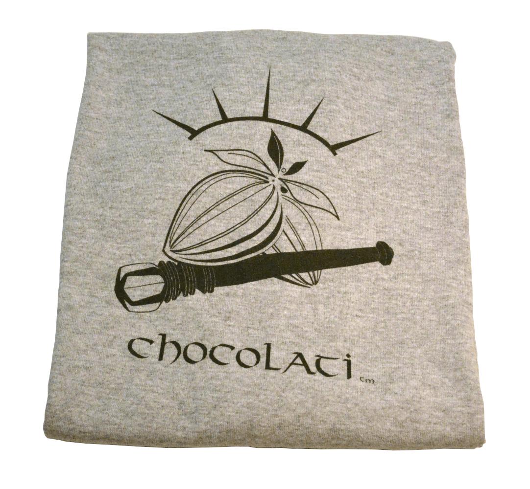 Grey Chocolati T-Shirt