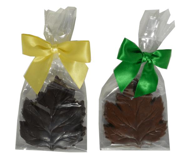 Chocolate Maple Leaf