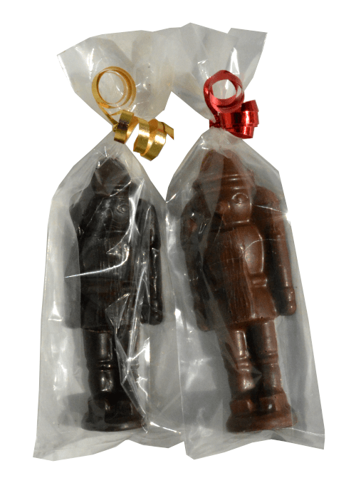 Chocolate Nutcrackers
